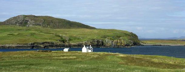 Remote Cottages Very Remote Holiday Cottage To Rent