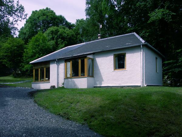 Glendarroch Cottage, Kingussie