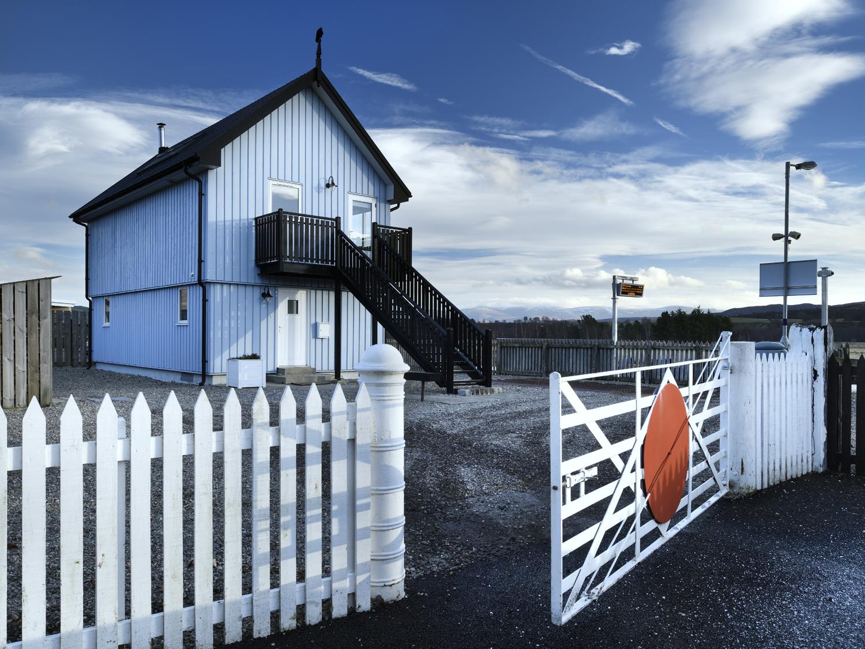 Signal Box, Newtonmore
