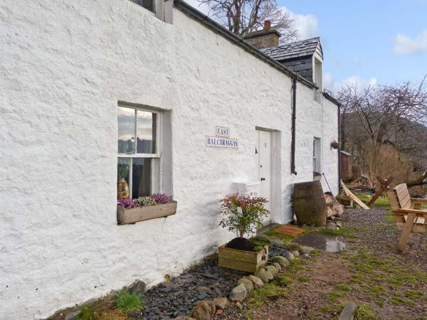 East Balchraggan Cottage, Drumnadrochit, Loch Ness