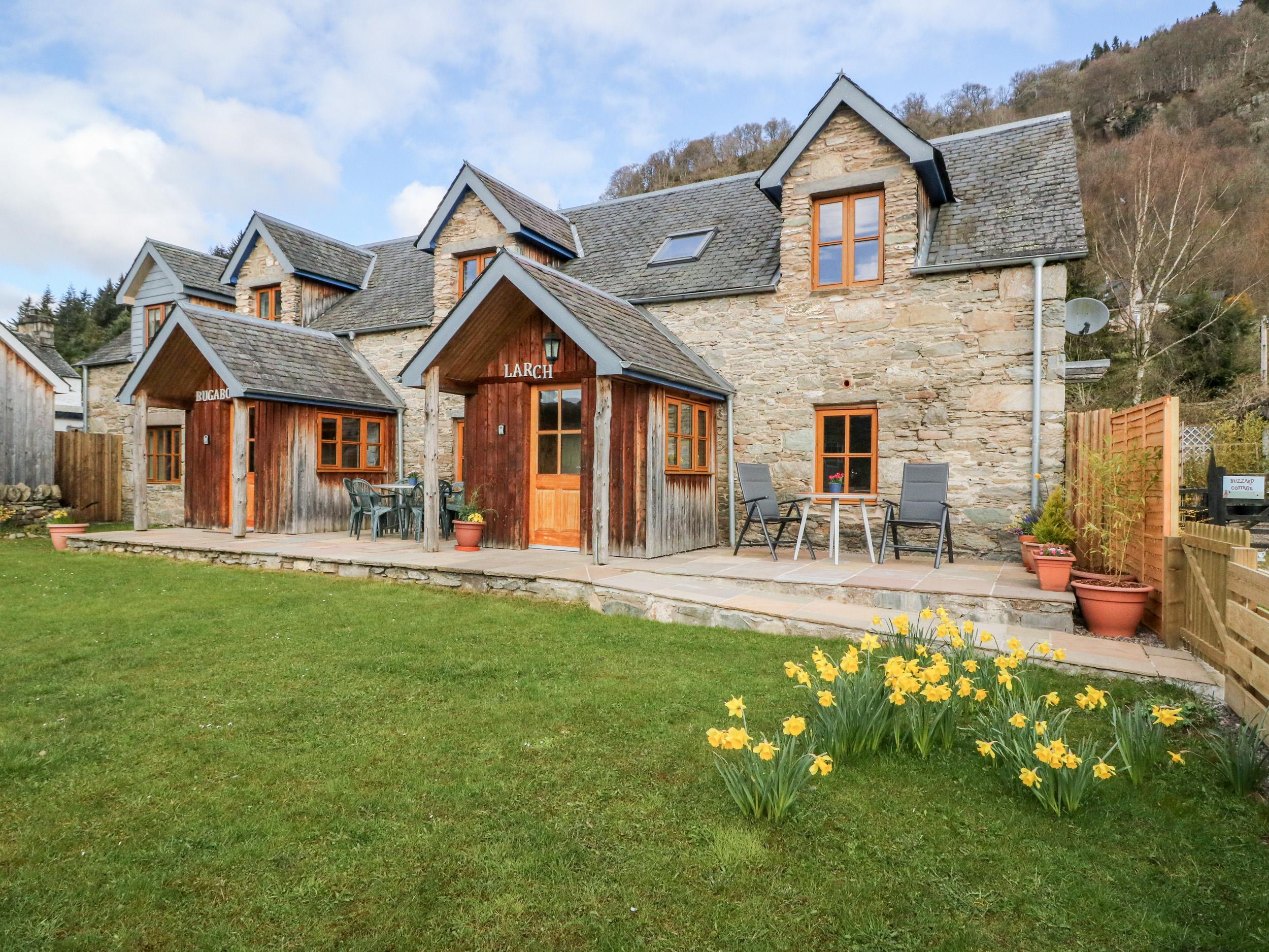 Larch Cottage, Aberfeldy