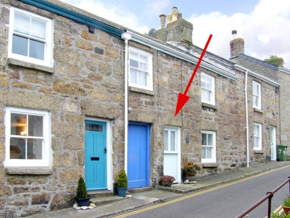 6 regent terrace mousehole cornwall self catering for 9 cornwall terrace