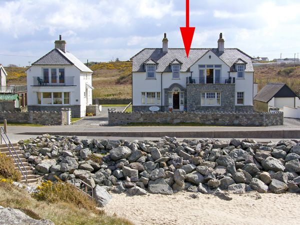 Anchorage House Trearddur Bay Isallt Bach Self