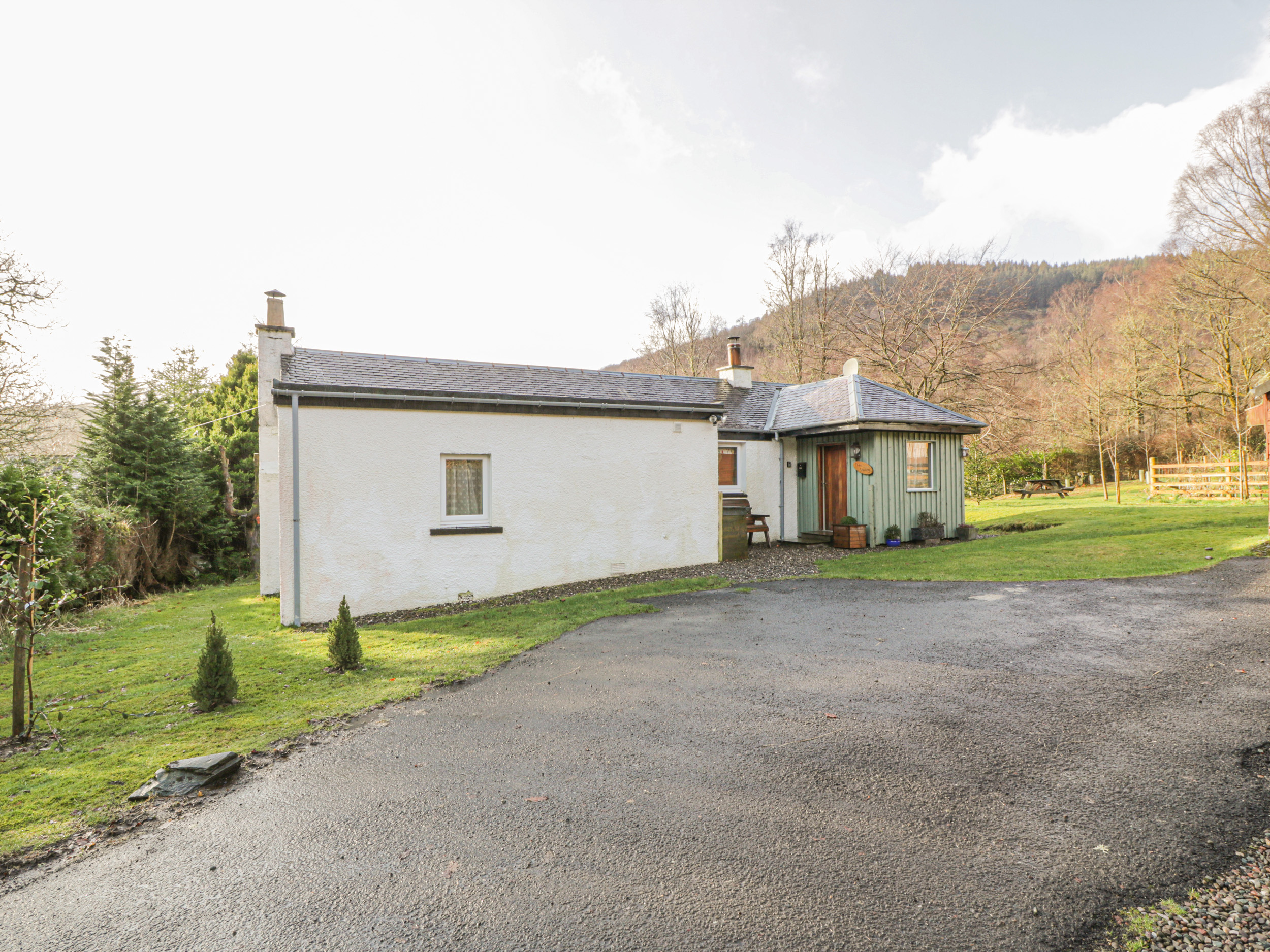 The Sheiling, Callander