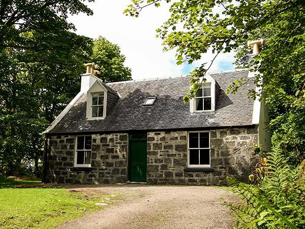 Gardens Cottage, Dunvegan