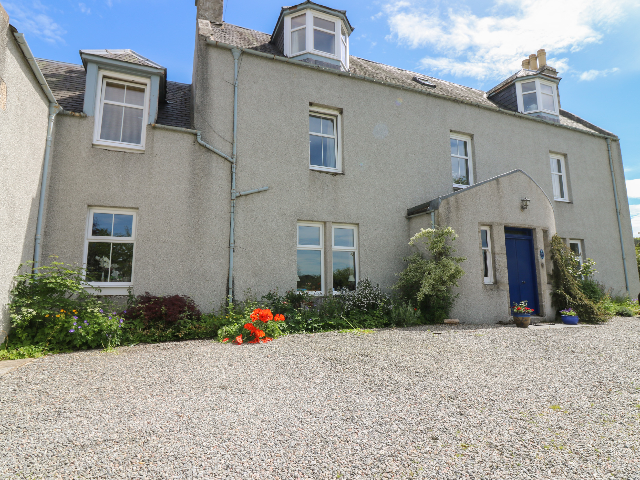 The West Wing, Grantown on Spey